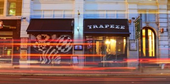 Trapeze Opens In Shoreditch