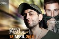 DARIUS SYROSSIAN & JUST BE (BUSHWACKA!)