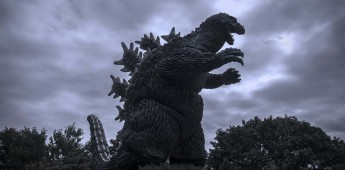 Godzilla Has Landed – Elite Force Exclusive