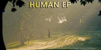 Pole Folder & Simon Latham – Human EP- Electronical Reeds