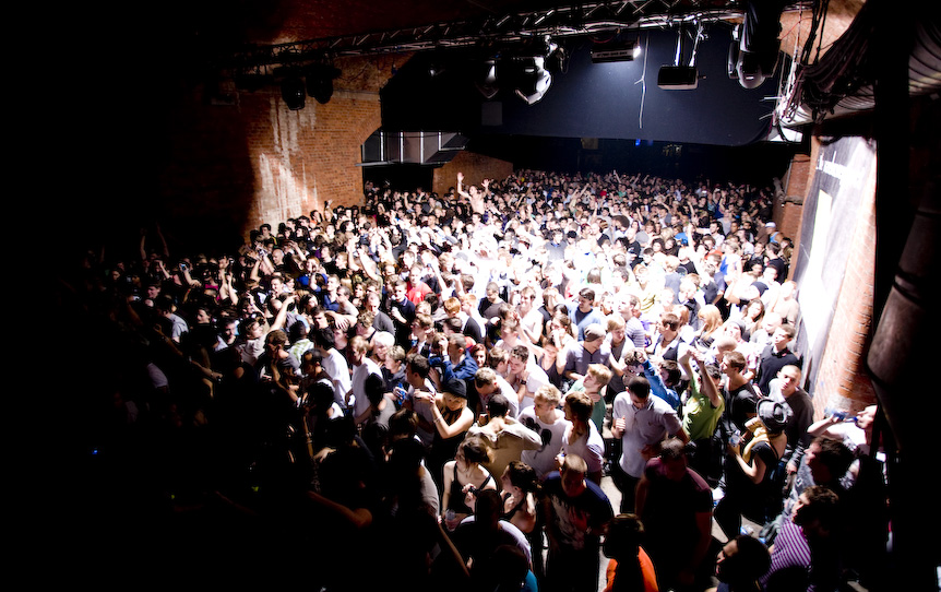 THE WAREHOUSE PROJECT 2008