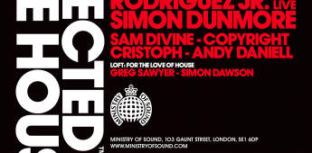Defected In The House announce New Year's Eve at Ministry of Sound