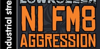 Industrial Strength pres. Lowroller 'NI FM8 Aggression'