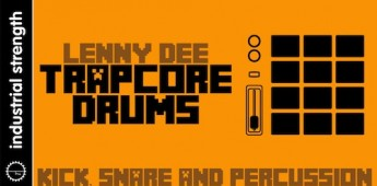 Lenny Dee – Trapcore Drums