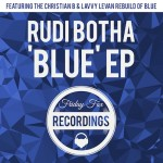 Friday Fox Recordings - EP Cover - Blue copy