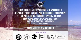 Groovefest announce 1st wave of acts…