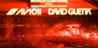 Avicii and David Guetta headline World Club Dome