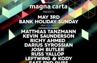 Magna Carta - Bank Holiday Sunday - Artwork