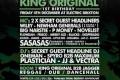 King Original 1st Birthday - Wiley, Newham Generals, Oneman, P Money & More