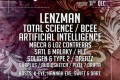 In:Fokuz w/ Lenzman, Total Science, Artificial Intelligence, Bcee and more