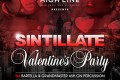 SINTILLATE Valentines Party at High Line, Saturday 13th February 2016