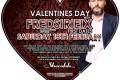 First Dates Fred Sirieix hosts a valentines special @ Shooshh