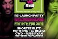 Hip-Hop vs RnB @ The Garage (New Venue)