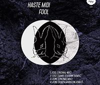 Haste Midi 'Fool EP' (Ft. Daniel Stefanik & Ruben Madolini Mixes) Lauter Unfug