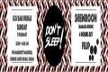 Don't Sleep w. Shemroon (4 hours set), Filip at Gq Bar