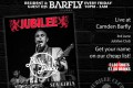 Jubilee Club at Camden Barfly feat. Billy Bibby & more