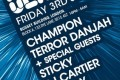 Formula with Champion, Terror Danjah + Special Guests