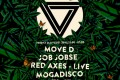 Trouble Vision Carnival Warm Up with Move D, Job Jobse & Red Axes