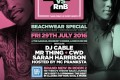 Hip-Hop vs RnB – Beachwear Special