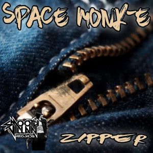 Space Monk-E - Zipper