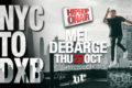 MEL DEBARGE x NYC TO DXB by HIP HOP ON AIR