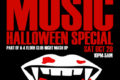 Bump & Hustle Music Halloween Special - Part of a 4 floor club mash up