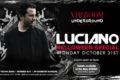 VIP ROOM UNDERGROUND presents LUCIANO   HALLOWEEN Special