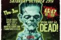 Camden Rocks Halloween Bonanza w/ DEAD! at The Underworld