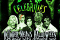 Dead Celebrities Halloween Party
