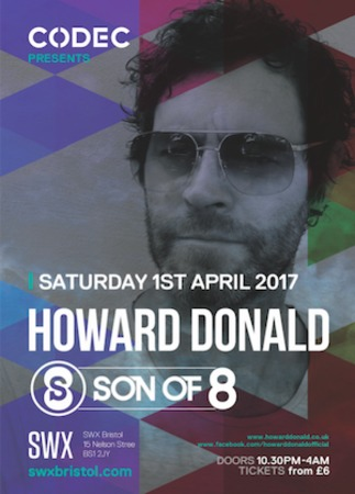 Howard Donald & Son of 8