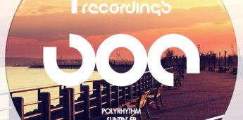 PolyRhythm – Suntin' EP