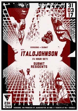 Versions x Submit with ItaloJohnson