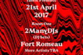 fabric Presents: 2manydjs (DJ Set) & Fort Romeau