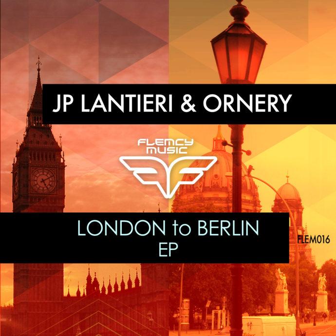JP Lantieri Ornery - London To Berlin