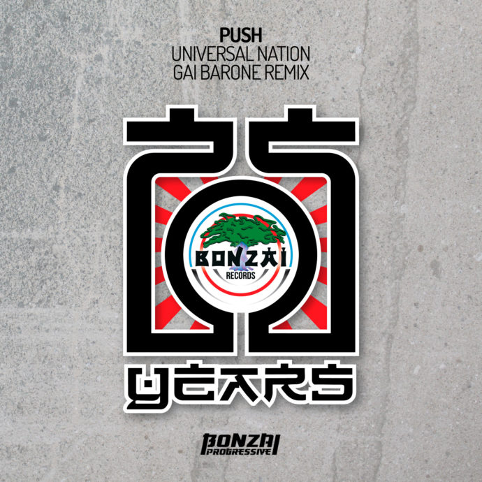 Push - Universal Nation (Gai Barone Remix)