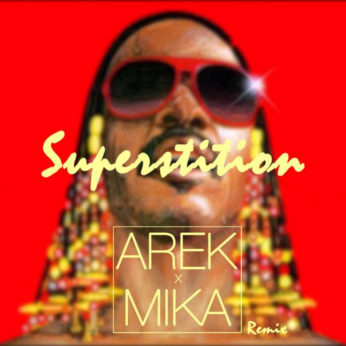 Stevie Wonder - Superstition (Arek & Mika Remix)