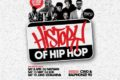History of Hip-Hop - Lockside Camden, Sat 13th May 2017 - £3 Tickets
