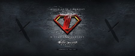 Billionaire Mansion 1 Year Anniversary Powered By The List