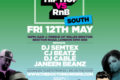 Hip-Hop vs RnB - South @ Prince of Wales, Brixton