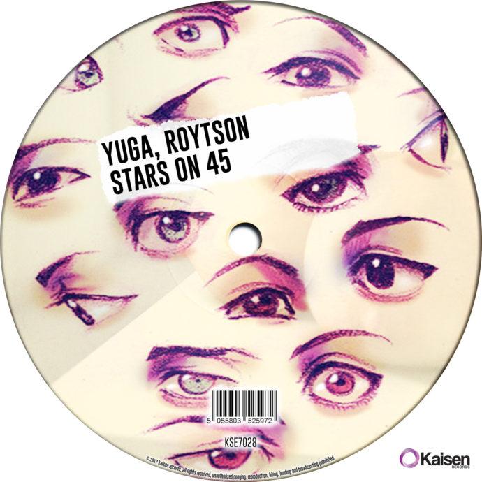 Yuga & RoyTson - Stars On 45