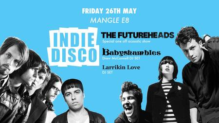 The 2007 Indie Disco ft Babyshambles + Futureheads