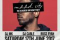 m.A.A.d City - The Kendrick Lamar party - Birthdays, London - 17th June '17