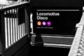 Locomotive Disco - The Golden Boy + Loz Goddard