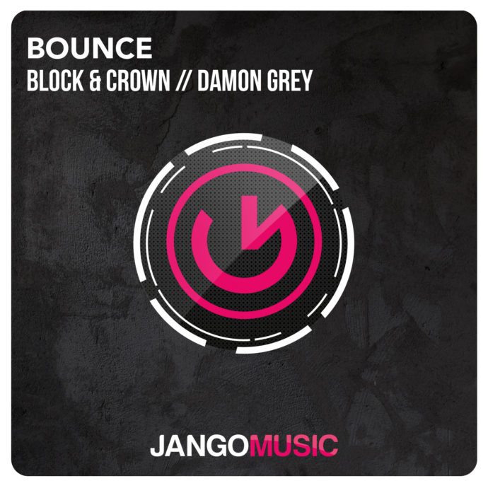 Block & Crown, Damon Grey - Bounce