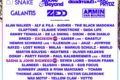 MADE EVENT ANNOUNCES PHASE 2 LINE-UP FOR ELECTRIC ZOO: THE 6th BORO