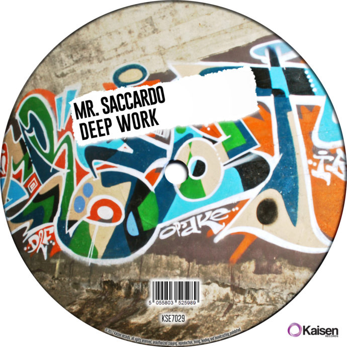 Mr. Saccardo - Deep Work