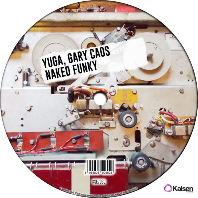 Yuga & Gary Caos - Naked Funky