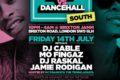 Hip-Hop vs Dancehall - South - Brixton Jamm, London