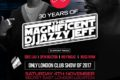 DJ Jazzy Jeff - Only 2017 London Club Set - Secret East London Location TBA
