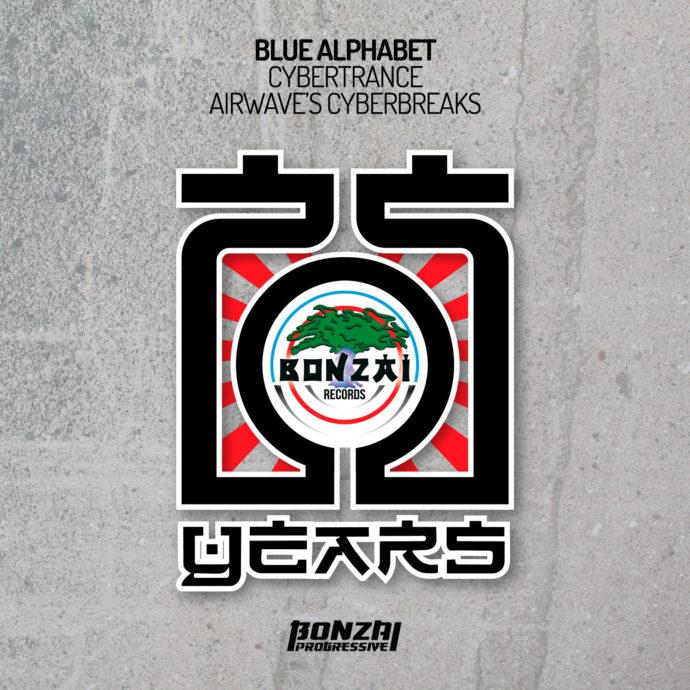 Blue Alphabet - Cybertrance - Airwave's Cyberbreaks